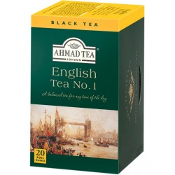 Черен чай AHMAD Английски чай No.1 20бр.