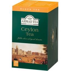 Черен чай AHMAD Цейлонски 20бр.x2g