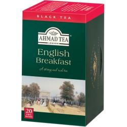 Черен чай AHMAD Английска закуска 20бр.