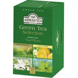 Зелен чай AHMAD селекция 20бр
