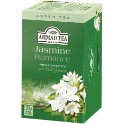 Зелен чай AHMAD Жасмин 20бр.x2g