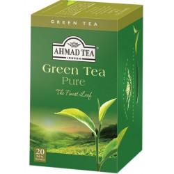 Оригинален Зелен чай AHMAD 20бр