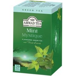 Зелен чай AHMAD Мента 20бр.x2g