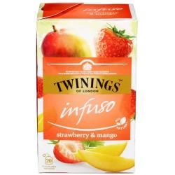 Чай Twinings Strawberry&Mango 20x1.5g