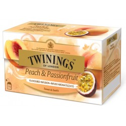 Чай Twinings Peach & Passionfruit Fruit 25x2g