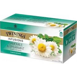 Чай twinings camomile and spearmint