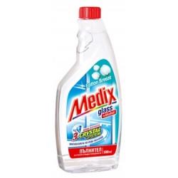 Препарат Medix Cotton Breeze за стъкло 500ml пълнител