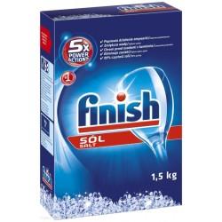 Сол Finish за съдомиялна машина 1.5kg