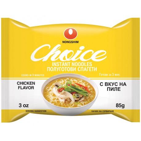 Спагети Choice Пиле 85g