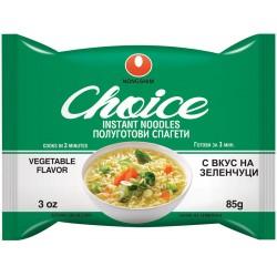 СПАГЕТИ Choice Зеленчуци 85g