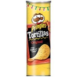 Тортила чипс Pringles Оригинал 160g