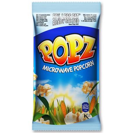Пуканки Popz 50% по-малко мазнини 80g