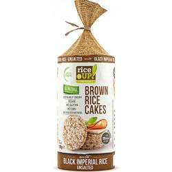 Оризови бисквити с Черен ориз Империал RICE UP! 120g