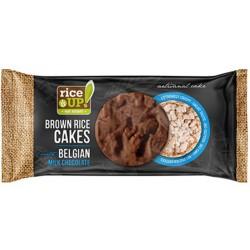 Оризови бисквити Млечен шоколад RICE UP! 90g