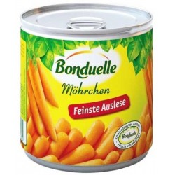 Екстра крехки Моркови Bonduelle 425ml