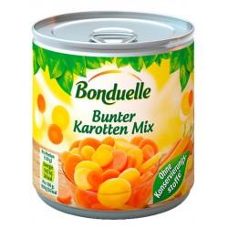 Цветни моркови микс Bonduelle 425ml