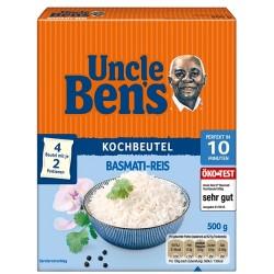 Ориз Басмати UNCLE BEN'S (4x125g) 500g