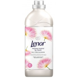 Омекотител Lenor Silk Tree Blossom 1,35l
