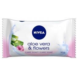 Сапун Nivea Aloe Vera&Flowers 90g