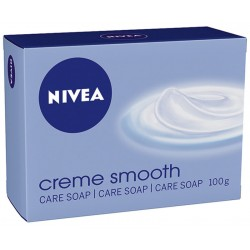 Сапун Nivea Creme Smooth 100g