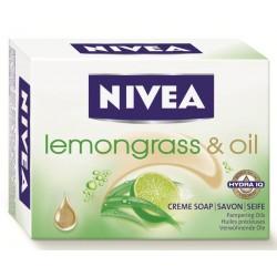 Сапун Nivea Creme Lemongrass&Oil 100g