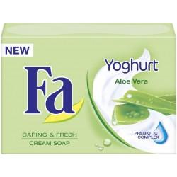 Сапун Yoghurt Aloe Vera Fa 90g