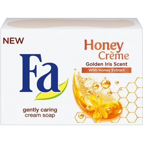 Сапун Fa Honey Creme 90g