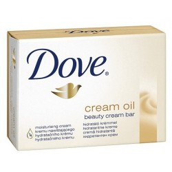 Сапун Dove Cream Oil 100g