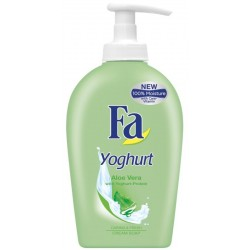 Течен сапун Fa Yoghurt Aloe vera 250ml