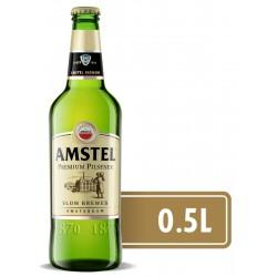 Бира Amstel Premium Pilsener 500ml
