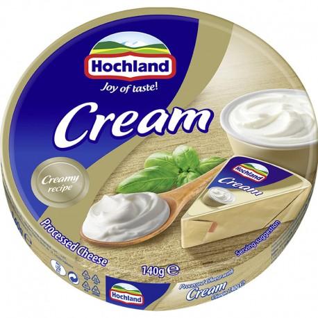 Топено сирене Hochland Сметана 140g