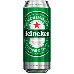 Бира Heineken кен 500ml