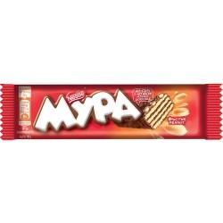 Вафла Mура фъстъци Nestle 31g