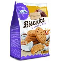 Бисквити Боровец Карамел и кокос 100g