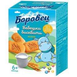 Бисквити детски Боровец 100g (6+)