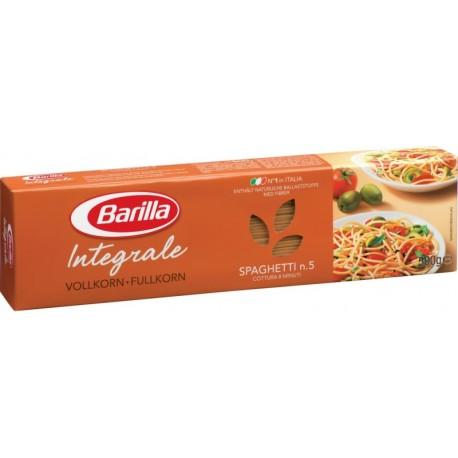 Спагети пълнозърнести Barilla №5 500g
