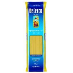 Спагети Спагетини № 11 De Cecco 500g