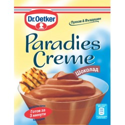 Крем Dr. Oetker Парадиз Шоколад 74g