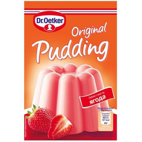 Пудинг ягода Dr. Oetker 40g