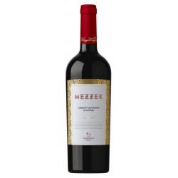 Вино Mezzek Маврут Кабарне Червено 750ml