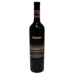 Вино Tcherga Червено 750ml