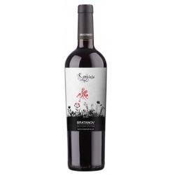 Червено вино BRATANOV SYMBIOSE Мерло 750ml