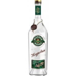 Водка Зелёна марка 0,700 Кедрова