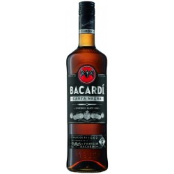 РОМ BACARDI CARTA NEGRA 700ml