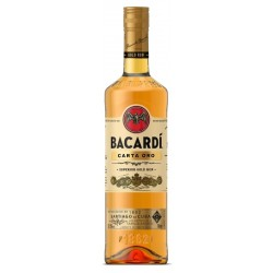 РОМ BACARDI CARTA ORO 700ml