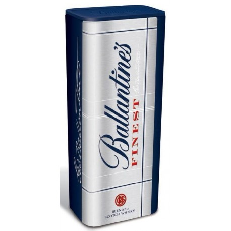 Уиски Ballantine's Finest Метална кутия 700ml