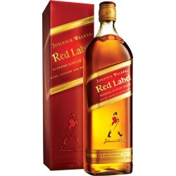 Уиски Johnnie Walker Red Label 1l