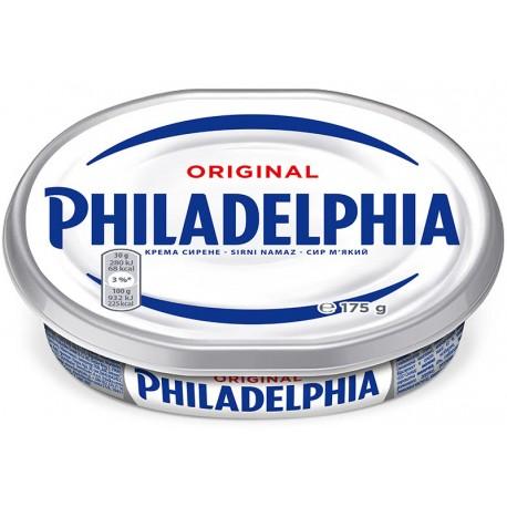 Philadelphia крем сирене натурално 175g