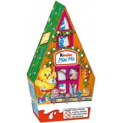 Мини микс къща Великден Kinder 79g