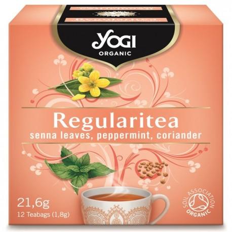 Био чай Регулиращ 12х1,8g YOGI TEA